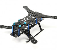 HobbyKing ™ SMACK 300 Prime FPV Frame Ready Folding Quad Copter (KIT)