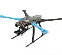 Dead Cat Pro Quadcopter avec Mobius Gimbal (Kit)