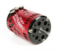 TrackStar 13.5T Stock Spec Sensored moteur Brushless V2 (RAAR approuvé)