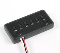 Flight Mode Switcher pour APM, PX4 et Pix Autopilots