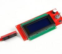 Imprimante 3D RepRap contrôleur Smart (contrôle LCD Rampes)