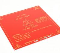 Imprimante 3D Hot Plate MK2 Dual Power RepRap Mendel et RAMPS compatibles