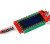 Imprimante 3D RepRap contrôleur Smart (contrôle LCD Rampes avec le bouton)