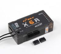FrSky X6R 6 / 16Ch S.BUS ACCST Telemetry Receiver W / Smart Port (2015 version UE)