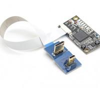 RCD 3016J HDMI convertisseur de port AV