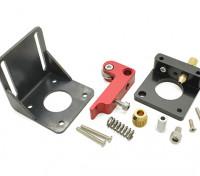 Turnigy Mini Fabrikator 3D Printer v1.0 Spare Parts - Extrudeuse Set