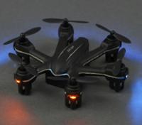 MJX X900 Nano Hexcopter Avec 6-Axis Gyro mode 2 Ready To Fly (Noir)