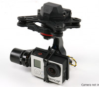 HMG YI3D 3 Axis Brushless Gimbal compatible avec GoPro Hero3 Type Action Camera