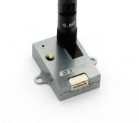 Quanum Elite X50-L 25mW TX avec boîtier en alliage CNC