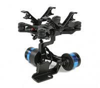 Caméra Tarot T-2D V2 Xiaomi Yi Sport Brushless Caméra Gimbal et ZYX22 Controller