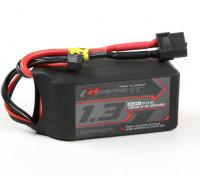 Turnigy graphène 1300mAh 4S 45C Lipo pack w / XT60