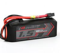 Turnigy graphène 1500mAh 4S 65C LiPo pack w / XT60