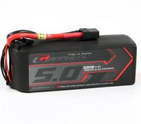Turnigy graphène 5000mAh 4S 65C Lipo pack w / XT90