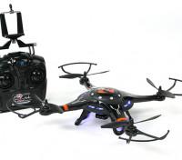 Cheerson CX-32W 2.4GHz Quadcopter w / 2MP HD de WiFi de l'appareil photo et le mode commutable émetteur RTF