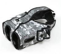 Quanum DIY FPV Goggle V2Pro Glove Upgrade (Urban Camo numérique)