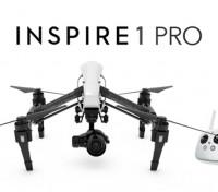 DJI Inspire 1 Pro Edition Quadcopter avec caméra 4K et 3-Axis Gimbal (RTF)