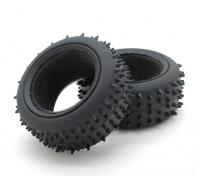 GPM Racing Kyosho Mini Inferno F / R Radial Tire w / Insérer (30g) (Offroad) (1pr)