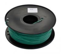 HobbyKing 3D Filament Imprimante 1.75mm PLA 1KG Spool (de changement de couleur - vert à jaune)