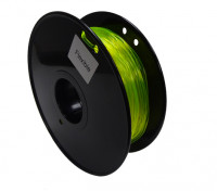 HobbyKing 3D Filament Imprimante 1.75mm flexible 0.8KG Spool (Jaune)