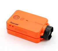 RunCam2 FULL HD 1440p 4MP 120 Degree FPV Caméra w / WiFi (Orange)