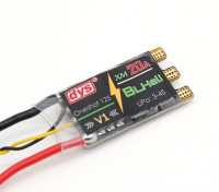 DYS XM20A 20A (3-4s) mini ESC pour High KV Motors (BLHeli avec OneShot)