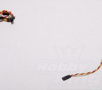 Twisted 15cm Servo Extention Lead (JR) 22AWG (5pcs / set)