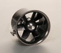 EDF Ducted Fan Unit 6Blade 2.75inch 70mm