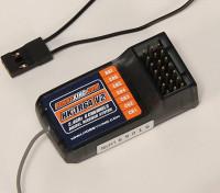 Hobby roi 2.4Ghz récepteur 6Ch V2
