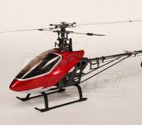 HK-500CMT (TT) Kit d'hélicoptères 3D Torque-Tube Align T-Rex Compat.