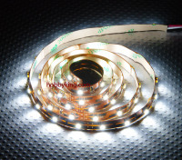 Turnigy haute densité R / C LED Flexible Strip-Blanc (1mtr)