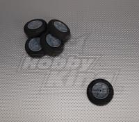 Lumière Foam roue Diam: 55, Largeur: 18,5 mm (5pcs / bag)