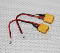 XT60 Micro Losi adaptateur de charge (2pcs / sac)