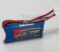 Zippy FlightMax 1100mAh 6.6V LiFePo4 2S1P Receiver Paquet