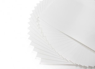 Water Based InkJet Water Transfer Paper A4 Transparent (297x210mm) x 20 Sheets