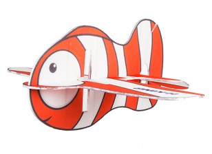 H-King Glue-N-Go Clownfish EPP 850mm (Kit)