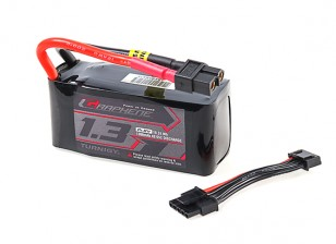 Turnigy Graphene 1300mAh 4S 65C Lipo Pack w/XT60 (Removable Balance Plug)
