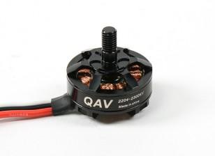 QAV RT2204-2300KV Quad Racing Motor (CW)