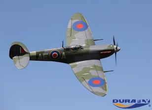 Durafly ™ Spitfire Mk5 1100mm (PNF) Schéma ETO