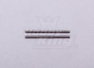 Diff.gear Shaft 1,5 * 24,5 -118B, A2023T, A2029 et A2035