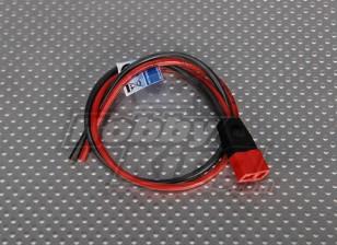 PowerBox Deans - PIK Femme 1.5mm fil 30cm