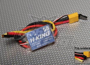 H-KING 50A fixe Wing Brushless Speed ​​Controller