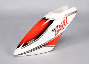 Turnigy High-End en fibre de verre Auvent pour Trex 550