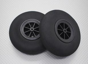 100mm de roue légère (2pcs)