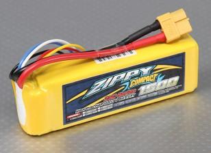 ZIPPY Compact 1500mAh 4S 25C Lipo Paquet