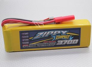 ZIPPY Compact 3700mAh 4S 25C Lipo Paquet