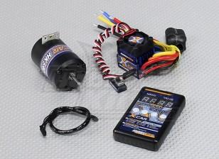 HobbyKing X-Car Brushless System Power 4000KV / 60A