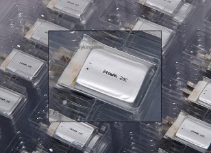 ZIPPY 240mAh 20C cellule unique