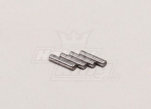 Roue Pin Hex (1,5 * 7) - 1/18 4WD RTR On-Road Drift / Short Course (4pcs)