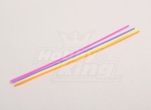 Antenne tuyau (30cm) - 1/18 4WD RTR On-Road Drift / Short Course / Racing Buggy (4pcs)