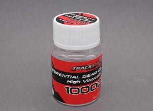 TrackStar Silicone Diff Oil (haute viscosité) 10000cSt (50ml)